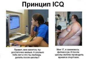 ложный имидж в интернете